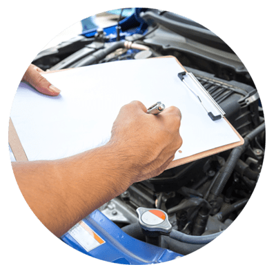 Roadworthy inspection